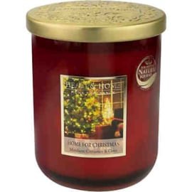 Heart & Home candle 340gr Home For Christmas