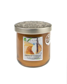 Heart & Home candle 340gr French Vanilla