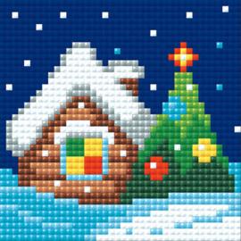 Diamond Mosaic - RIOLIS - Christmas Eve