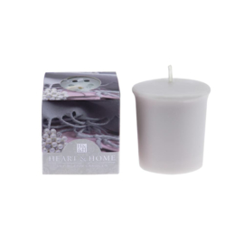 Heart & Home votive candle 52gr  Cashmere