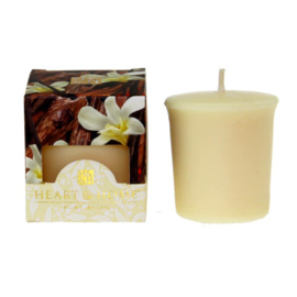 Heart & Home votive candle 52gr Sandalwood & Vanilla