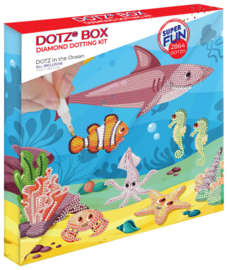 Diamond Dotz BOX Kids In the Ocean