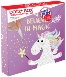 Diamond Dotz BOX Kids Believe in Magic