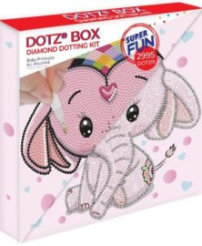 Diamond Dotz BOX Kids Baby Princess