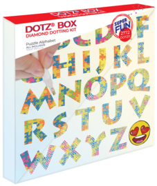 Diamond Dotz BOX Kids Alphabet