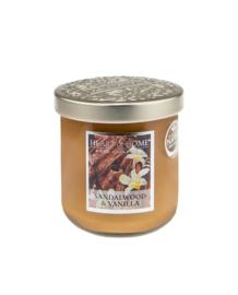 Heart & Home candle 115gr Sandalwood & Vanilla
