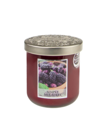 Heart & Home candle 115gr Simply Mulberry