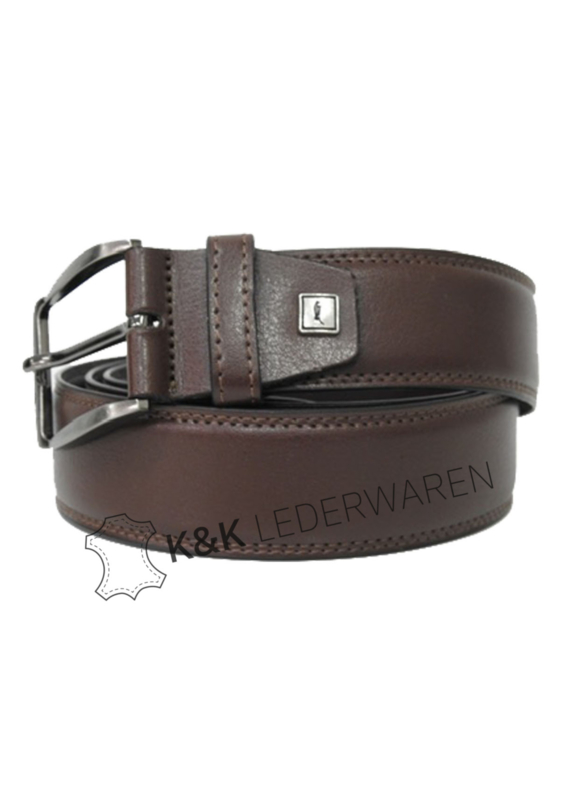 Doublestitched Brown