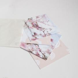 Kaartenset Lente | 10 x 10 cm