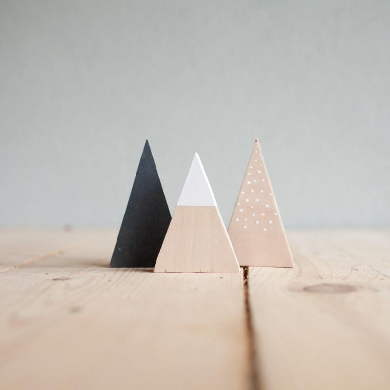 set houten bergen 6