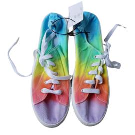 Sneakers rainbow - maat 39