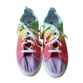 Sneakers rainbow - maat 41