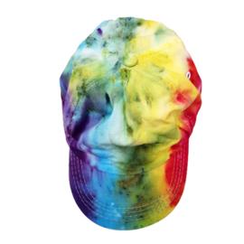Tie Dye sportcap multicolor