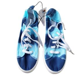 Sneakers blauwtinten - maat 40