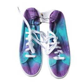Sneakers lila groen - maat 39