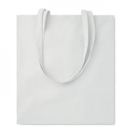 Katoenen tas wit
