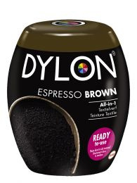 Dylon Textielverf Pods Espresso Brown