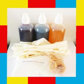Tie Dye pakketten
