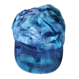 Tie Dye sportcap midnight blue