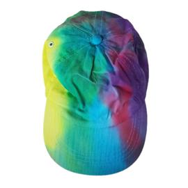 Tie Dye sportcap rainbow