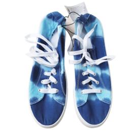 Sneakers blauwtinten - maat 39