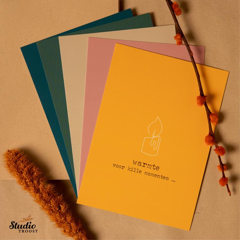 Pakket Irene 5 kaarten