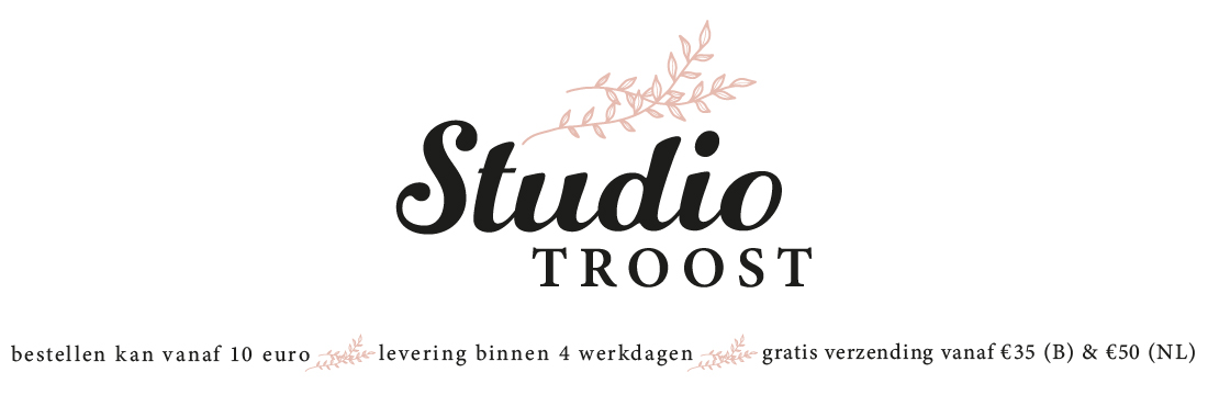 studiotroost I webshop met troostkaarten