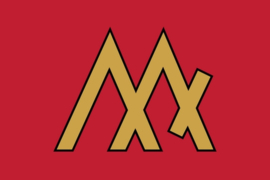 Nijdamstra vlag