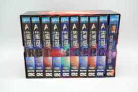 Star trek the origional serie's videobox on VHS