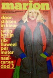 Marion nr. 341 november 1976