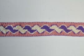 vintage fournituren band geweven