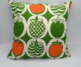 pillow vintage apples