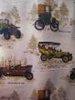 Fabric oldsmobile