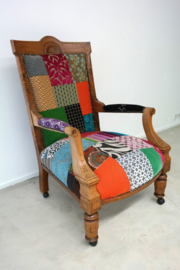 Baroque Chair Patchwork