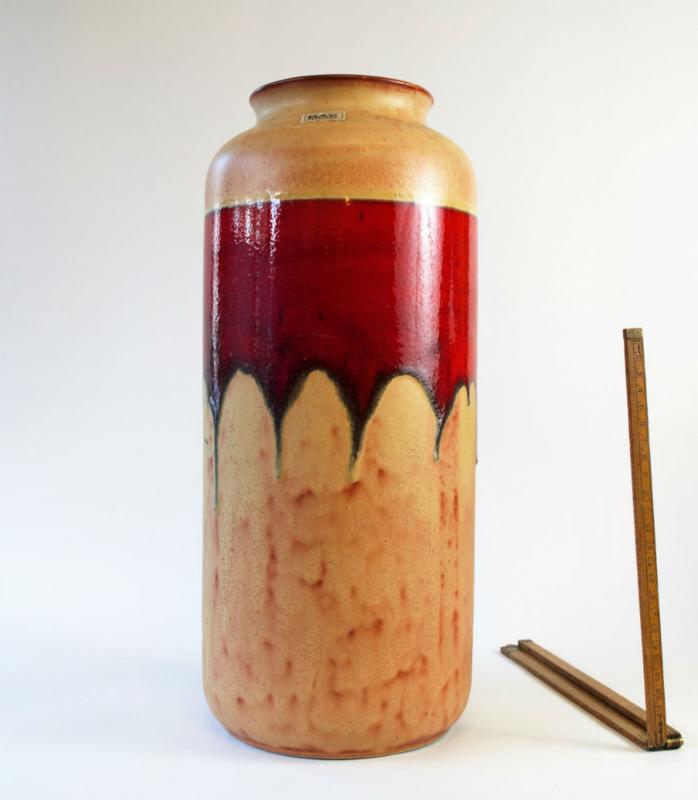 Vaas, West-Germany Bay keramik 40cm