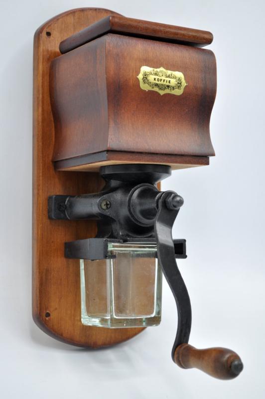 koffiemolen in originele verpakking