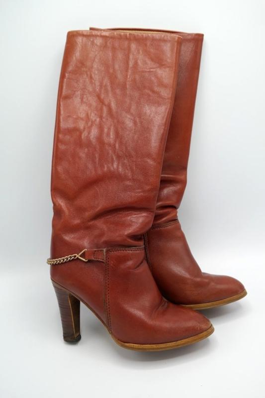 vintage laarzen maat 38