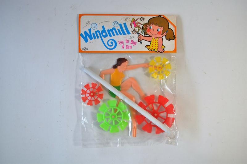 Windmolen vintage toy
