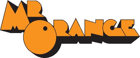 Mr.Orange vintage en meubelstoffering