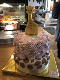 verjaardags feest taart