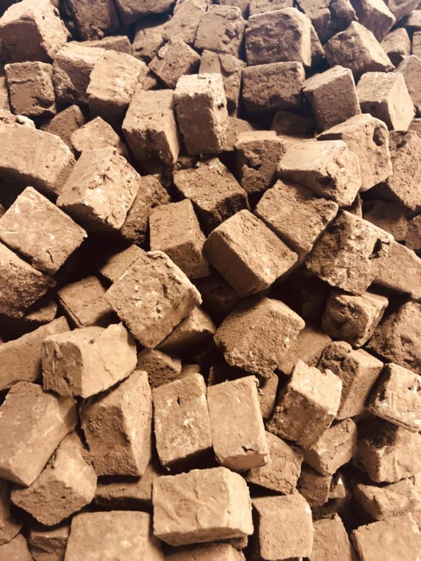 Smores Truffels