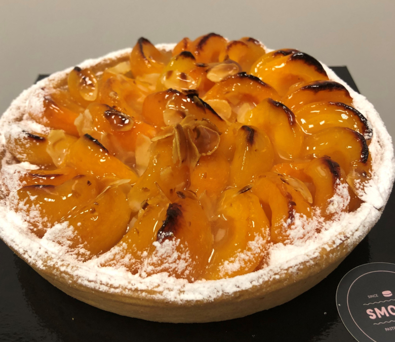 Open abrikoos