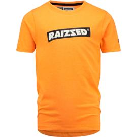 Raizzed Boys T-Shirt Hudson Neon Orange w2 116