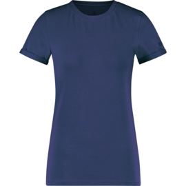 Raizzed Women T-Shirt Orleans Dark Blue XS