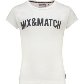 Vingino Girls T-Shirt creme s2 152