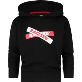 Raizzed Girls Sweater Valencia Deep Black w2 116