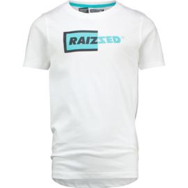Raizzed Boys T-Shirt Honolulu Real White w2 116