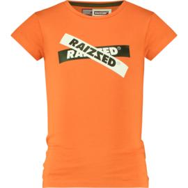 Raizzed Girls T-Shirt Honolulu Squash Orange w2 116
