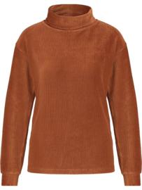 Raizzed Women Sweater Noara Bronze Rust XS
