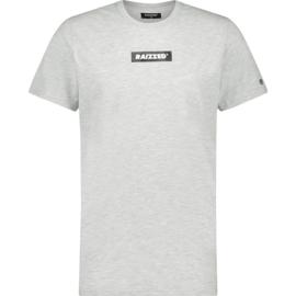 Raizzed Men T-Shirt Hampton Grey Mele L
